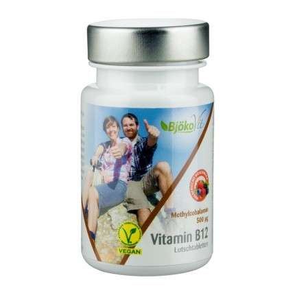 Vitamin B12 (60 Lutschtabletten)