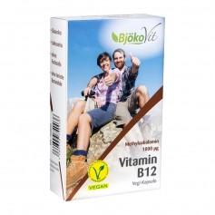 BjökoVit Vitamin B12 - Methylcobalamin 1000µg, Kapseln
