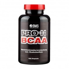 BMS Pro-H BCAA, Kapseln