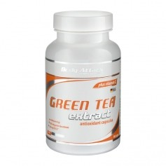 Body Attack Green Tea Extract, Kapseln