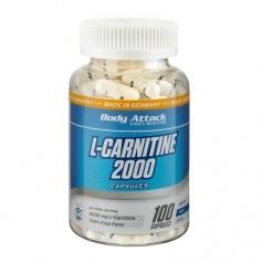 Body Attack L-Carnitine 1500, Kapseln