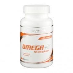 Body Attack Omega-3, Kapseln