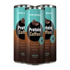 Body Attack Protein Coffee Drink