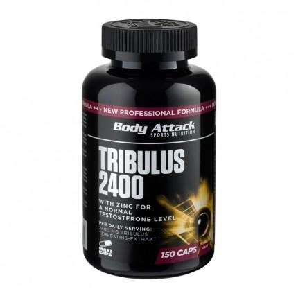 Body Attack Tribulus Terrestris 1200, Kapseln