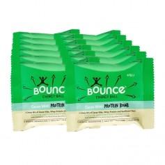 4x Bounce -energiapallo, kaakao&minttu