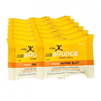 4 x Bounce Energy Balls Jordnødder