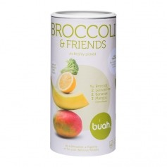 Buah gefriergetrocknetes Gemüse, Broccoli & Friends