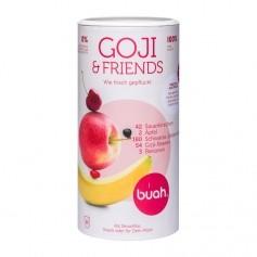 Buah gefriergetrocknete Früchte, Goji & Friends