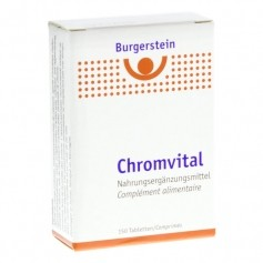 Burgerstein Chromvital, Tabletten