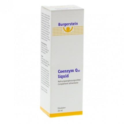 Burgerstein Coenzym Q10 liquid, Tropfen