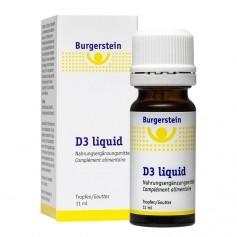 Burgerstein D3 liquid