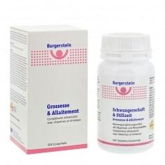 Burgerstein Schwangerschaft & Stillzeit, Tabletten