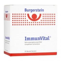 Burgerstein ImmunVital, Saft
