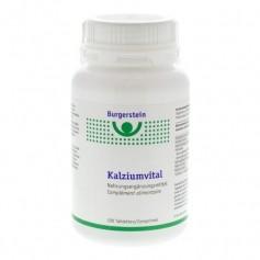 Burgerstein Kalziumvital, Tabletten