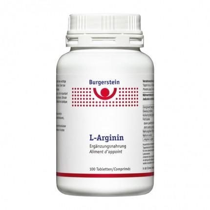 Burgerstein L-Arginine, Comprimés - nu3