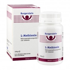 Burgerstein L-Methionin, Tabletten