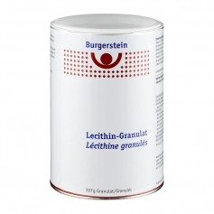 Burgerstein, Lécithine, granulés