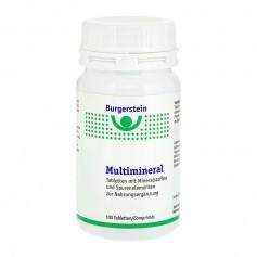 Burgerstein Multimineral, Tabletten