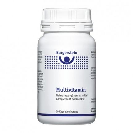 Burgerstein Multivitamin, Kapseln