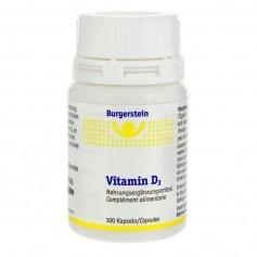 Burgerstein Vitamin D3, Kapseln