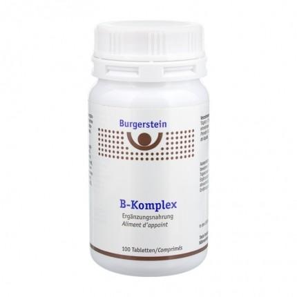 Burgerstein B-Komplex, Tabletten