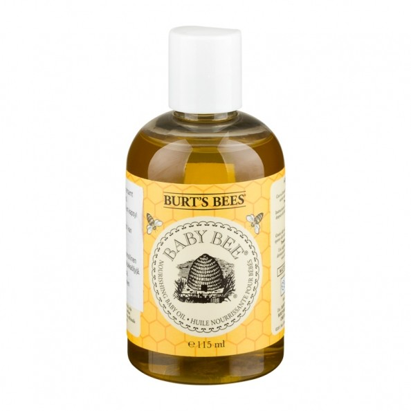 Burt S Bees Baby Bee Nourishing Baby Oil For Supple Skin