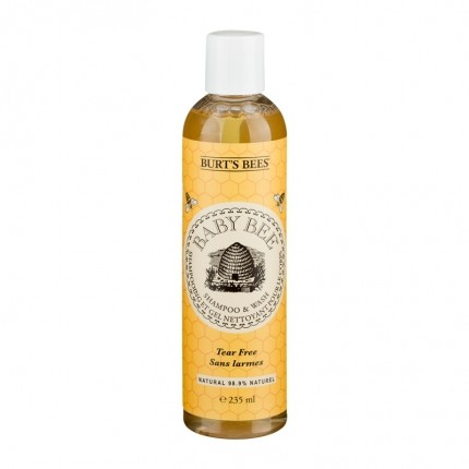Burt´s Bees baby bee tear free shampoo and wash