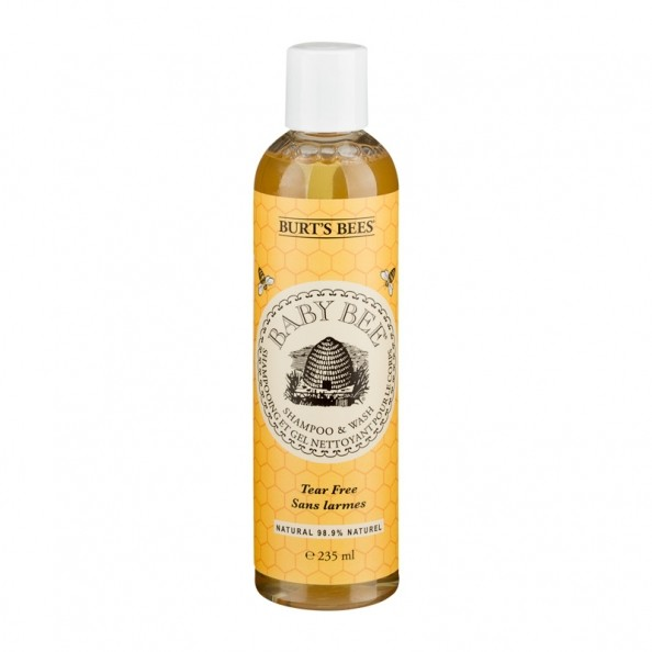 Burt S Bees Baby Bee Tear Free Shampoo And Wash No Sting