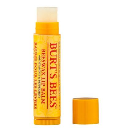 Köpa billiga Burt's Bees Beeswax Lip Balm Läppbalsam online