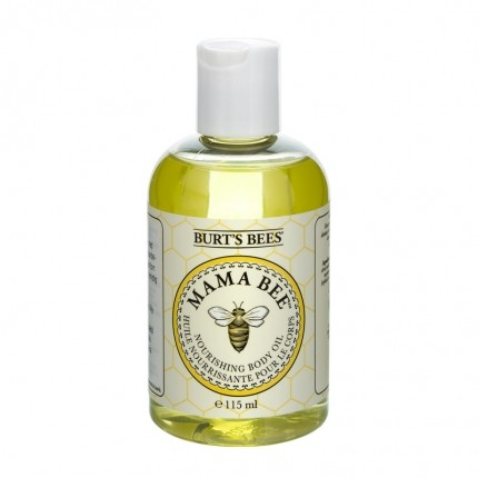 Burt's Bees Mama Bee Body Oil w/Vitamin E (4 fl oz / 115 ml)