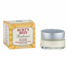 Burt's Bees Radiance Eye Cream, Soin Contour des Yeux