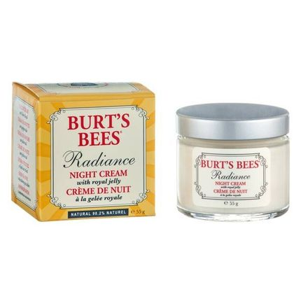 Burt's Bees Radiance Night Cream Nachtpflege