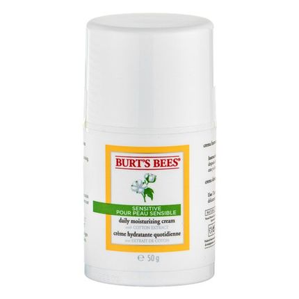 Burt's Bees, Sensitive crème de jour