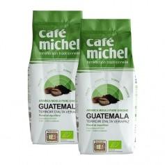 Café Michel, Arabica moulu bio, Guatemala, lot de 2