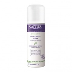 CATTIER Paris Deodorant Spray
