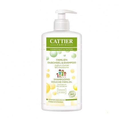 CATTIER Paris Familien Duschgel & Shampoo
