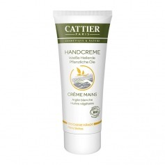 Cattier Paris Handcreme Heilerde