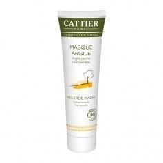 Cattier Paris Gelbe Heilerde Maske für trockene Haut