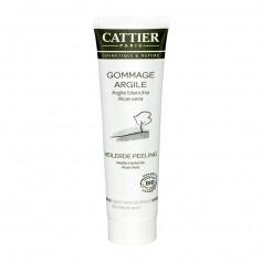 Cattier Paris Weiße Heilerde Peeling für alle Hauttypen