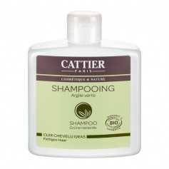 Cattier Paris Shampoo für fettiges Haar