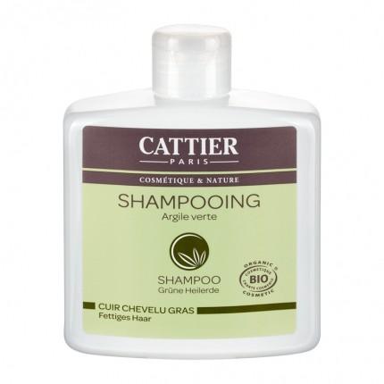 cattier paris shampoo f r fettiges haar nu3. Black Bedroom Furniture Sets. Home Design Ideas