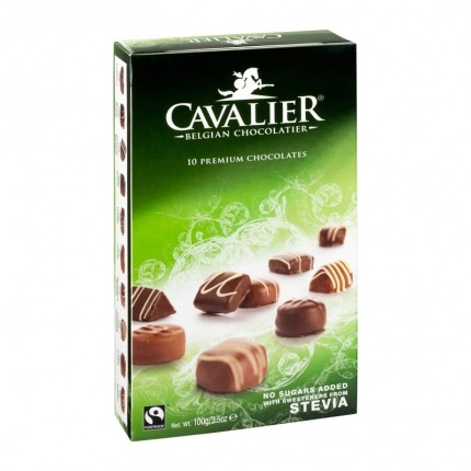 2 x Cavalier Stevia Pralines
