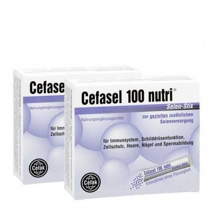 Cefasel 100 Nutri Selenium-Sticks Micro-Pellets Sachet