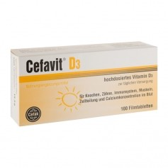 Cefavit D3 Tablets