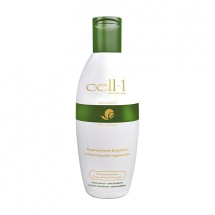 Cell-1 lotion corporelle à l'extrait de sécrétion d'escargot, 200 ml