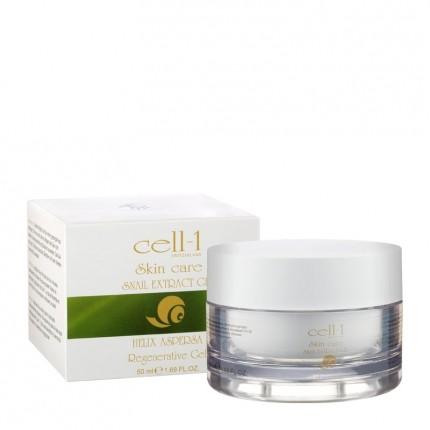 Cell-1 Hautpflege mit Schnecken-Extrakt