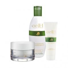 Cell-1 Pflege-Set mit Schnecken-Extrakt