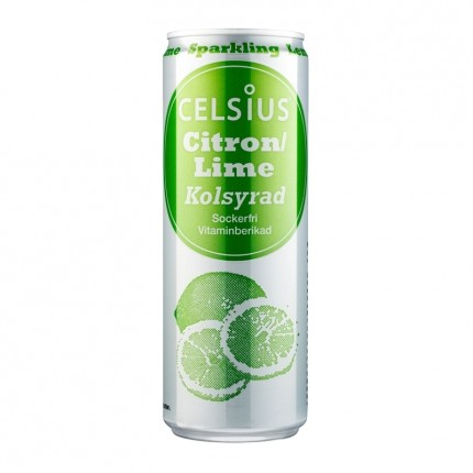 Celsius Dryck lime kolsyrad