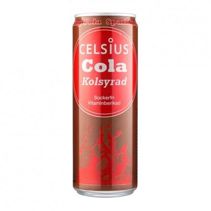 Celsius Dryck cola kolsyrad