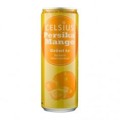 Celsius Dryck persika/mango